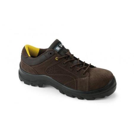 DUNK EVO chaussure de sécurité homme S1P cuir croûte basse S24