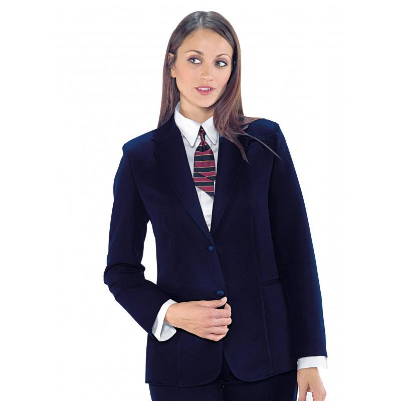 LIBERTY Veste de tailleur femme 100% polyester ISACCO