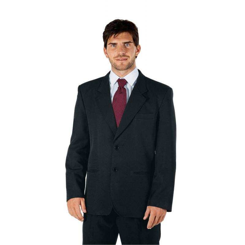CLASSICA Veste de service homme 2 boutons 100% polyester