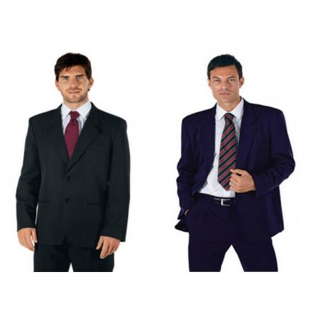 CLASSICA Veste de service homme 2 boutons polyester