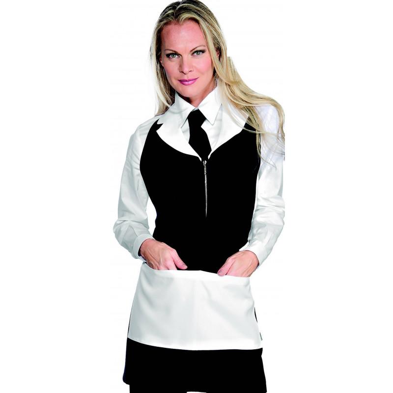 tablier blouse femme trendy blouse tablier colore pour femme lot de la robe tablier avec ou. Black Bedroom Furniture Sets. Home Design Ideas
