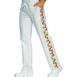 SMILE Pantalon médical coton