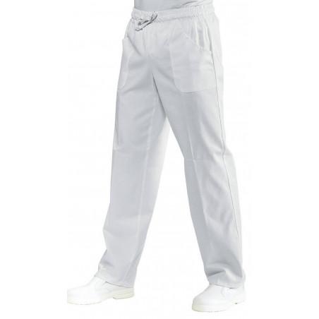 SATIN Pantalon médical sans repassage