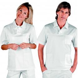 Tunique médicale mixte coton POLO