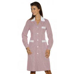 POSITANO Coton blouse de travail femme manches longues