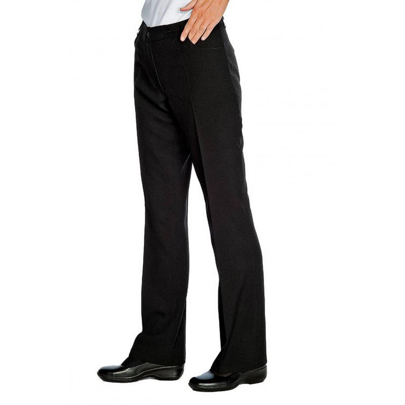 LUCERNA Pantalon de travail femme blanc