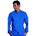 SAMARCANDA Tunique mixte zip poignets tricot