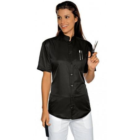 Chemise de travail mixte à manches courtes SPECIAL COIFFEURS