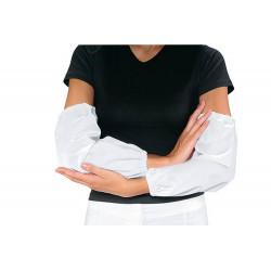 MANCHETTES coton à poignets élastiques