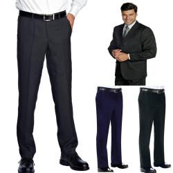 Pantalon de costume homme en laine
