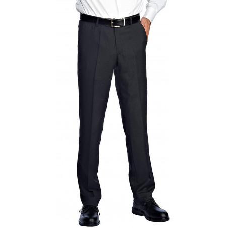 Pantalon de costume de travail homme en laine FODERATO