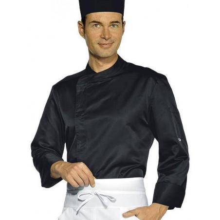 MALAGA SUPER DRY Veste de cuisinier légère manches longues antitranspiration