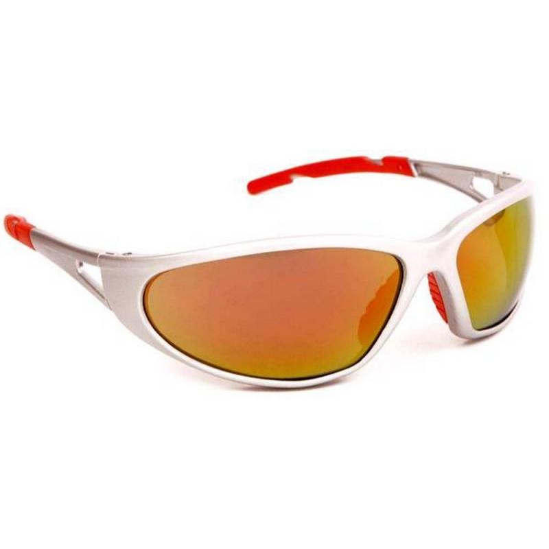 Lot de 10 paires de lunettes de protection FREELUX ROUGE MIRROIR