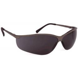 Lot de 10 paires de lunettes de sécurité professionnelles teintées TITALUX ANTIRAYURES