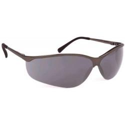 Lot de 10 paires de lunettes de protection teintées TITALUX ANTI-BUEE