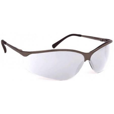 Lot de 10 paires de lunettes de protection professionnelles anti-buée TITALUX