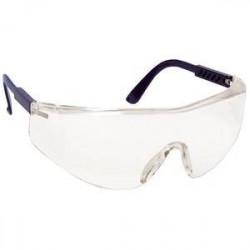 Lot de 10 paires de lunettes de sécurité professionnelle incolores SABLUX