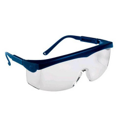 Lot de 10 paires de lunettes de protection monobloc PIVOLUX