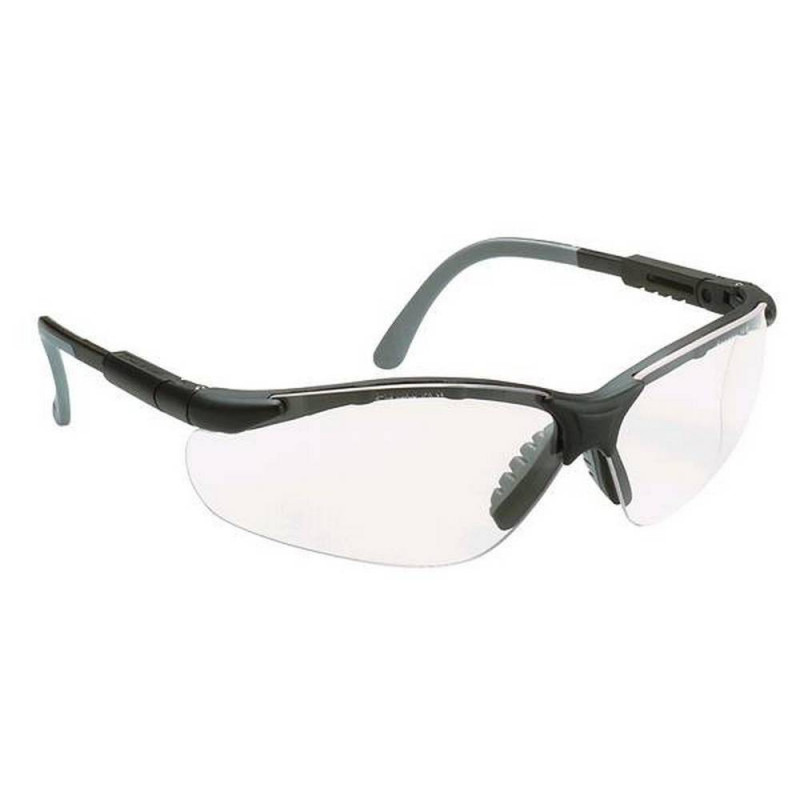 Lot de 10 paires de lunettes de sécurité incolores MIRALUX