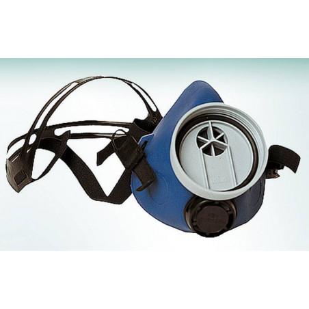 Lot de 16 demi-masques de protection respiratoire EURMASK UNO