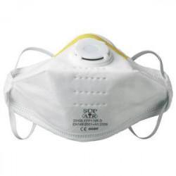 Lot de 12 boîtes de masques à valve pliables SUP AIR