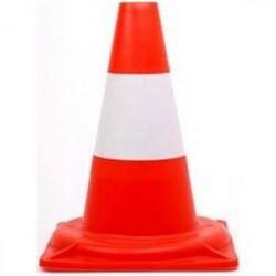 Lot de 20 cones de signalisation 30 cm