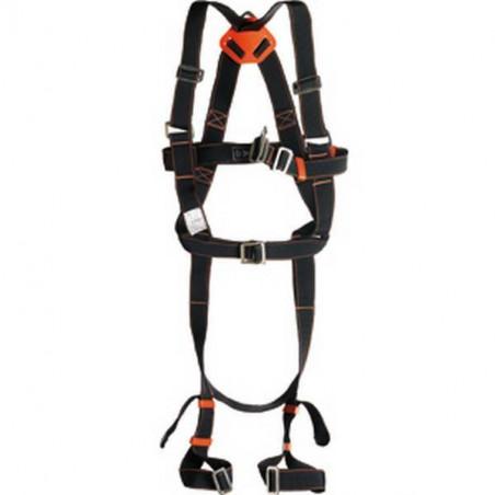 Lot de 10 Harnais anti-chute à bretelles réglables