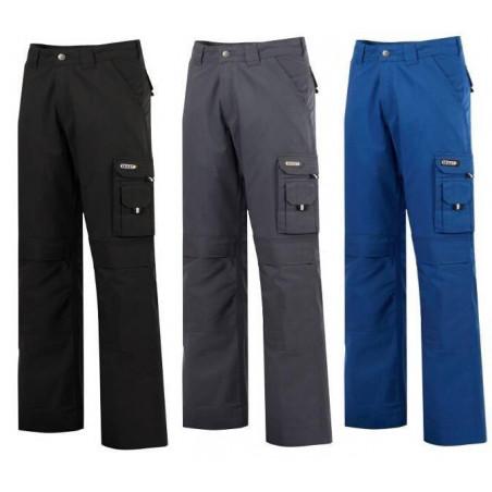 Pantalon de travail avec poches genoux pour homme MIAMI