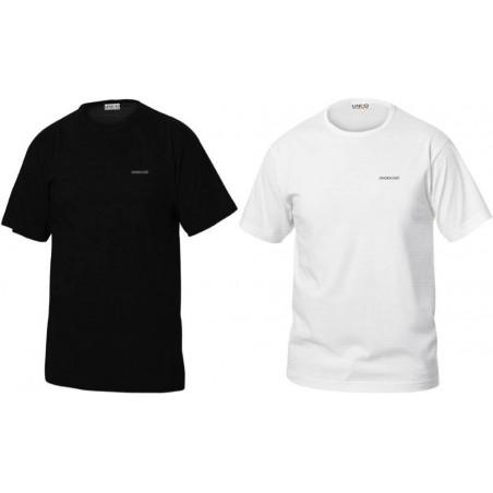 Tshirt de cuisinier en fibre d'argent SILVER