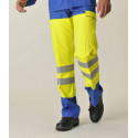 Pantalon de travail multirisques haute visibilité TECASAFE