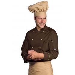 Veste de chef de cuisine à manches courtes EXTRA LIGHT