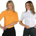 Chemise de travail mixte à manches courtes DUBLIN