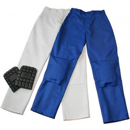 Pantalon de travail homme poches genoux JEROME