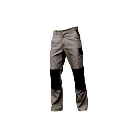 Pantalon de travail TYPHON vert olive poches genoux-sans métal