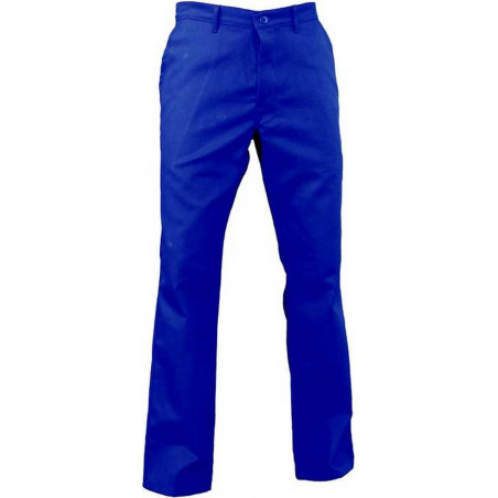 MAX Pantalon de travail homme POCHE METRE 100% coton