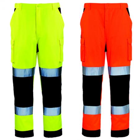 Pantalon de travail haute visbilité PATROL
