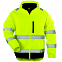 HIWAY 2/1 XTRA  veste de travail chaude polyester haute visibilité