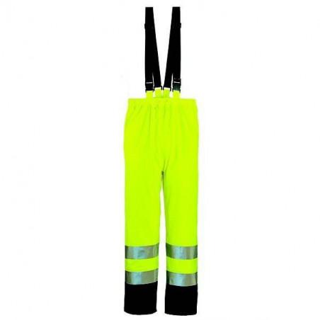 HARBOR Pantalon de travail haute visibilité imperméable