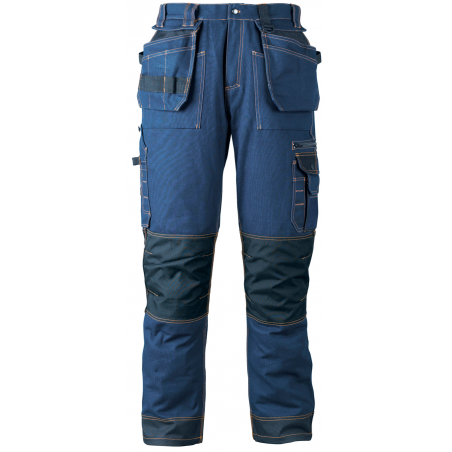 Pantalon de chantier BOUND MARINE