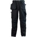 Pantalon de travail homme BOUND BLACK
