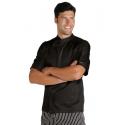 Veste de cuisinier manches courtes antitranspiration MALAGA SUPER DRY