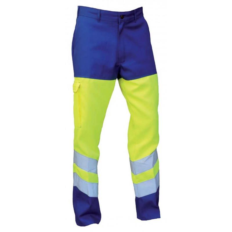 Pantalon de travail haute visibilité VISION JESSY