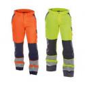 BUFFALO Pantalon de travail haute visibilité poches genoux