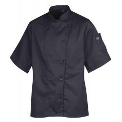 Veste de cuisine femme manches courtes MANILLE ROBUR