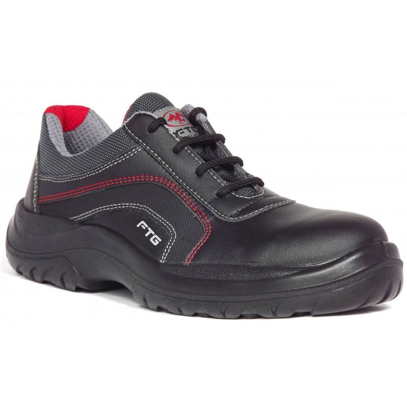 Chaussures de sécurité basses S3 EAGLE BLACK E
