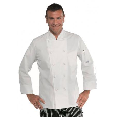 Veste de cuisine homme ALABAMA COTON
