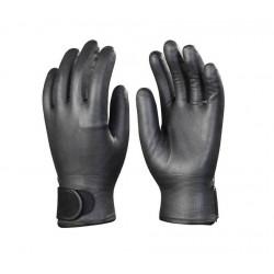 Lots de 10 paires de gants EUROFLEECE nitrile mousse fourré