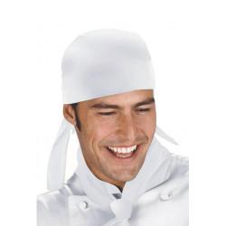 Toque de cuisine mixte BANDANE