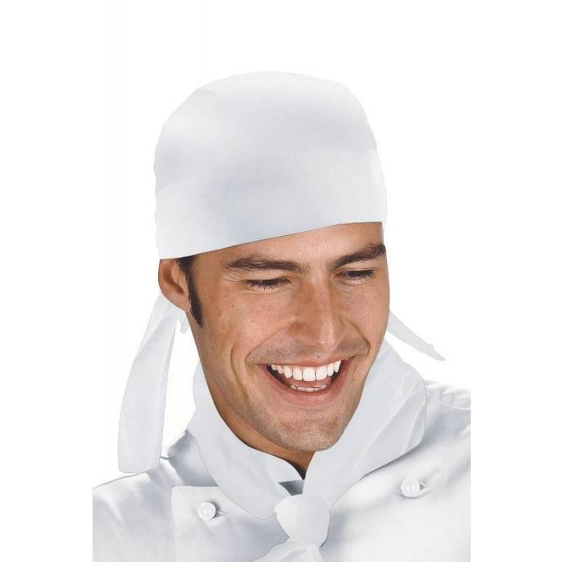 BANDANE Calot de cuisine mixte