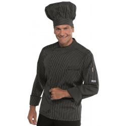 LIAM Veste de cuisine homme